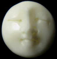 Carved Face Cabochons
