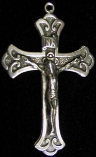 Britannium Crucifixes